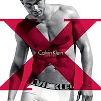 Look good in Calvin Klein. Image: www.calvinklein.com