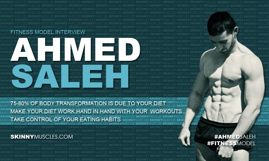 Ahmed Saleh interview