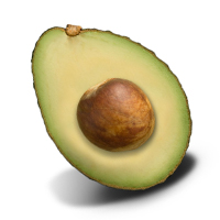 Avocado good fats