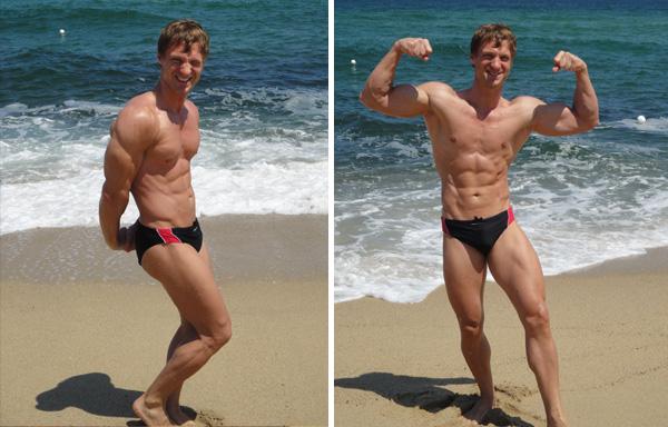 Christopher Maslon Beach Body