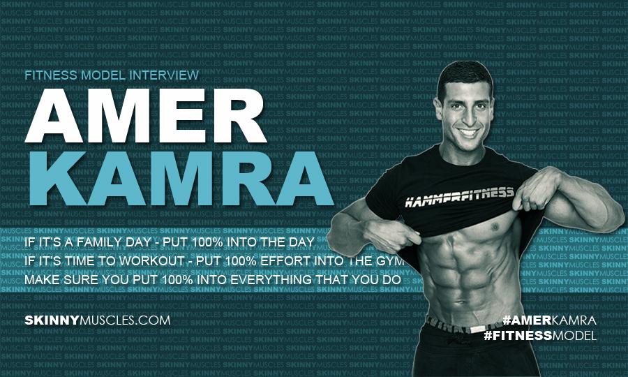 "Amer ""The Hammer"" Kamra interview"