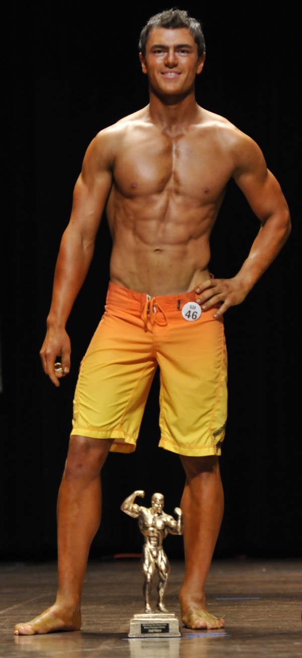 Fitness Models On Instagram Overtaking Celebrities As Role: Fitness Model Interview: Chris Heskett