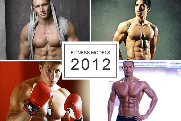 2012 most popular fitness models