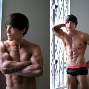 Alexander Hughes muscles