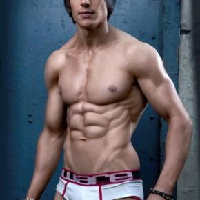 Alexander Hughes underwear