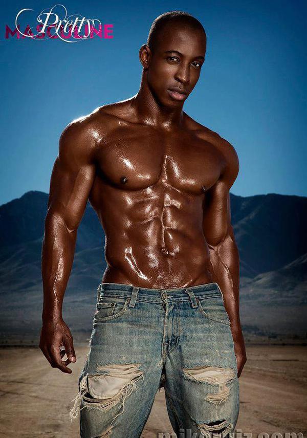 Shaka Smith aka Strong Ripped Physique Skinny