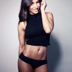 Tania Ziesman bikini
