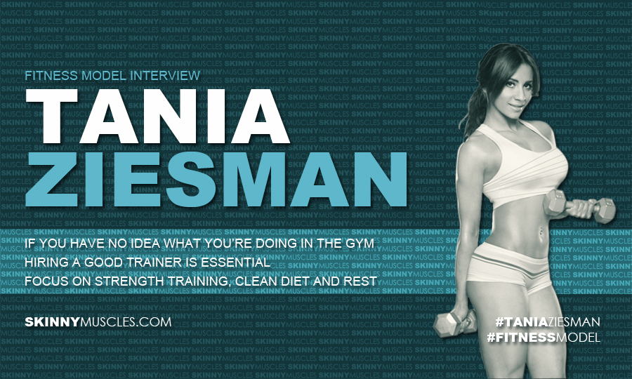 Tania Ziesman interview