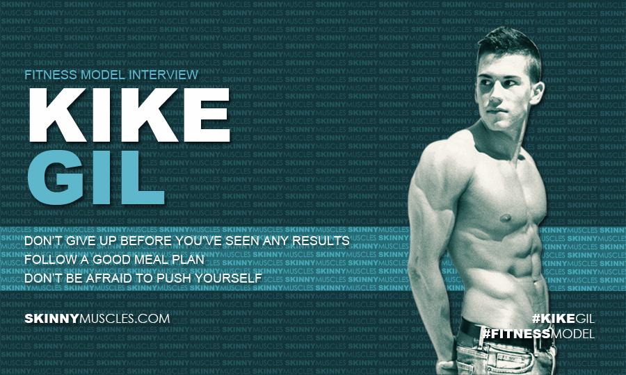 Kike Gil interview