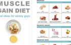 Muscle gain diet: meal ideas for skinny guys