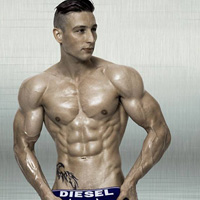 Fitness model interview: Lee Hamilton