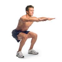 Squat: everything you need to know and the Skinny Muscles Squat Challenge