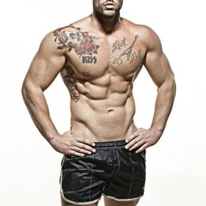 Fitness model Eric Leto