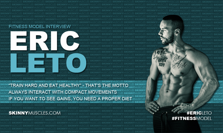 Eric Leto interview
