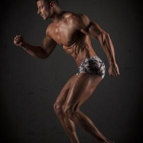 Daniel Hammaecher posing