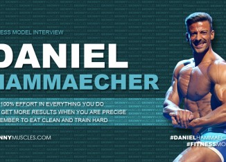 Fitness model interview: Daniel Hammaecher