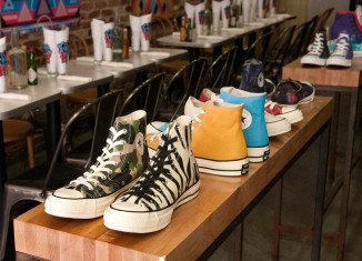 Converse All Star - Spring/Summer 2014 Collection