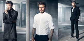 David Beckham modern essentials collection