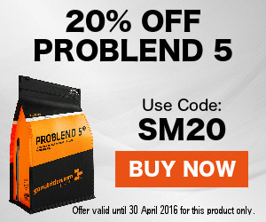 ProBlend 5, GoNutrition, protein